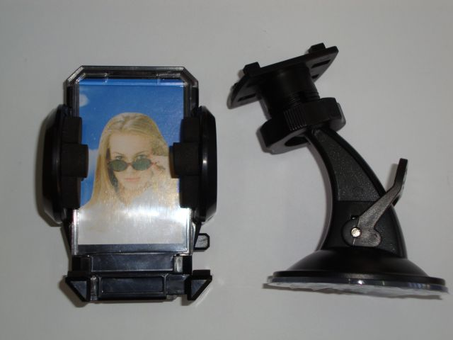 Универсална стойка за GSM за автомобил