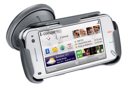 Оригинална стойка за автомобил за Nokia N97