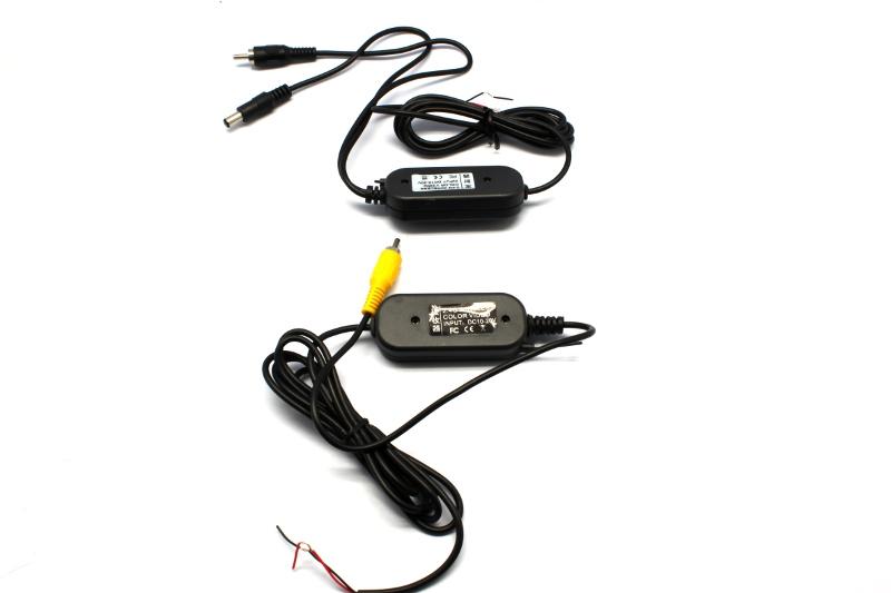 Безжичен комплект за камера и DVD, модел LAB-WX002