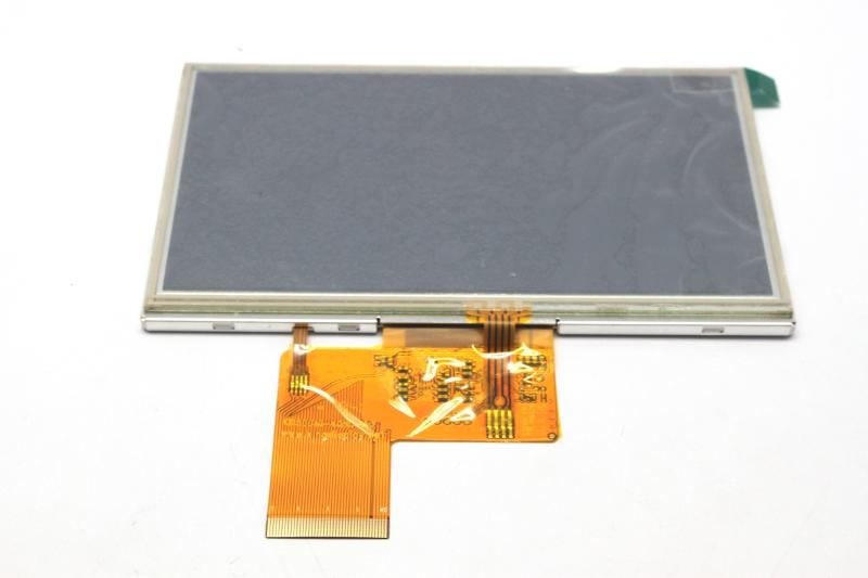 """5"""" дисплей с тъчскрийн за GPS Navi Bulgaria"""