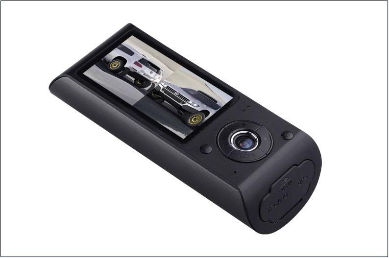 Авторегистратор, с две камери, с GPS, модел X3000