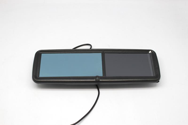 """Огледало с 5"""" LCD, навигация"""