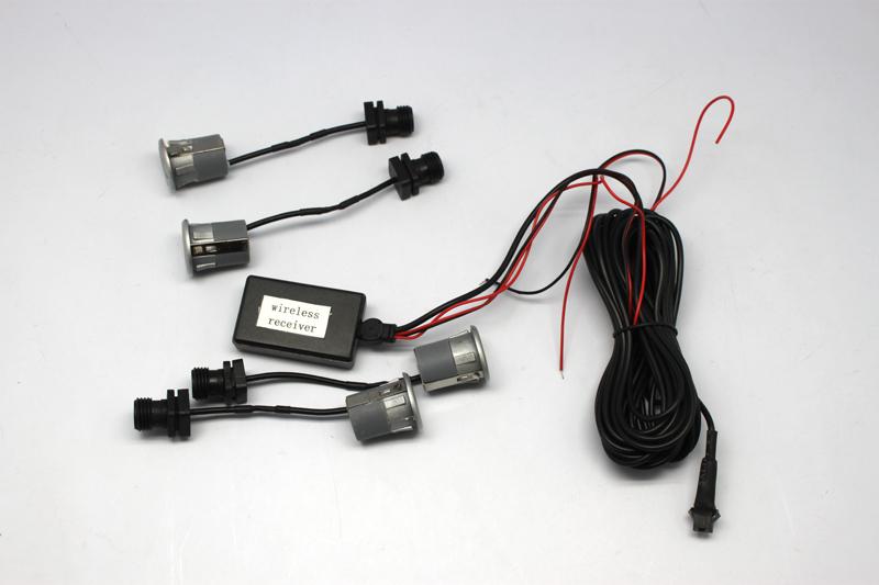 Безжична парктроник система модел RD-LCD099H4