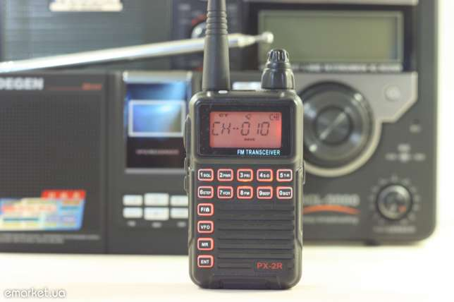 Радиостанция модел PUXING PX-2R