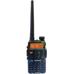 Двубандова радиостанция, модел BAOFENG UV-5R