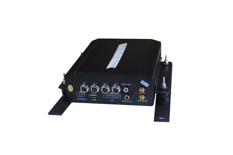 4 канален, аудио/видео dvr, модел HDD-MDVR