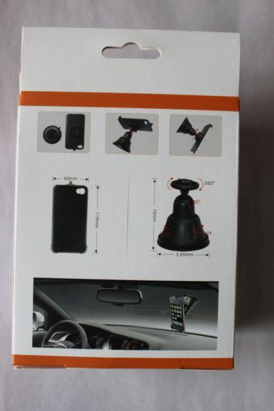 Стилна стойка за автомобил за Iphone 5