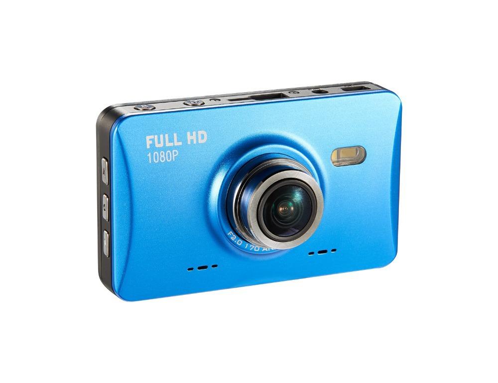 Авторегистратор с широкоъгълна FullHD камера, модел GT500