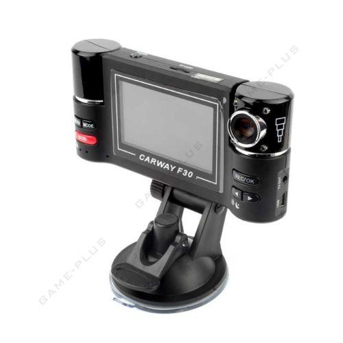 5 MP авторегистратор с две камери, модел F30