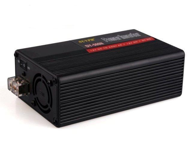 500W инвертор на ток за автомобил, модел DY-500N