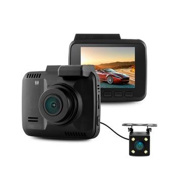Авторегистратор с втора изнесена камера, 4K, WIFI,  ADAS,  модел GS63D