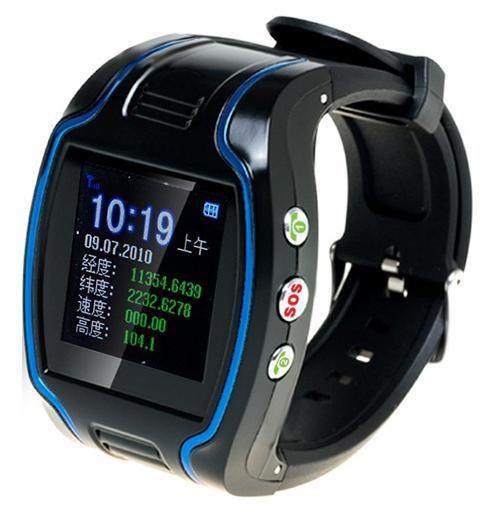 Ръчен часовник, тракер с GPS/GPRS/GSM модул
