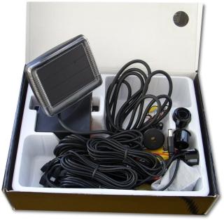 Парктроник система с камера, модел RD-735SC4