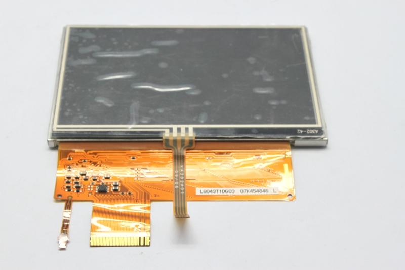 Резервен дисплей за Garmin GPS Nuvi 700, 710, 750