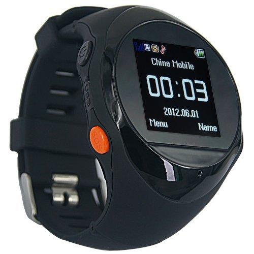 Часовник с камера и с GPS тракер, модел PG88
