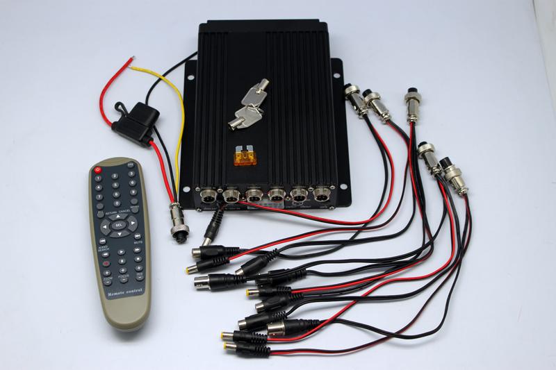 4 канално, DVR устройство, модел M-DVR