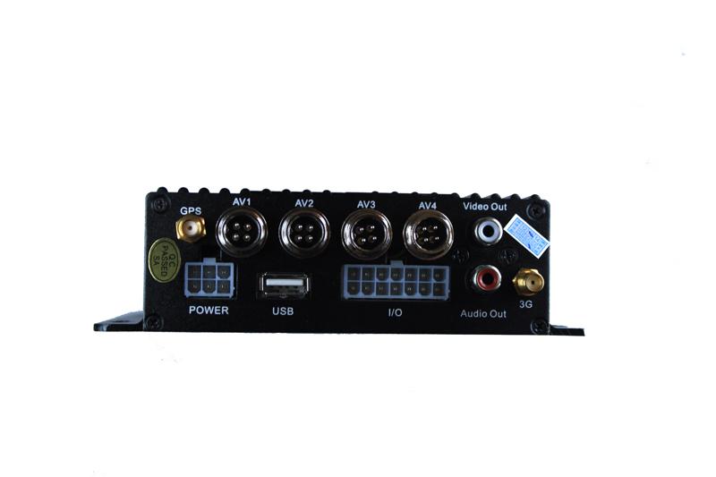 4 канално, аудио/видео dvr,  модел SD-MDVR
