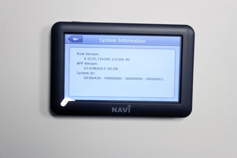 "Navi Bulgaria 4.3"" Навигация, 800Mhz"