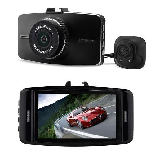 Авторегистратор с втора изнесена камера, 1080p,  ADAS,  модел G5WA